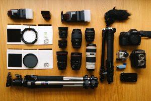 نجهیزات عکاسی تبلیغاتی