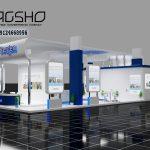 طراحی غرفه سازی نمایشگاه کرج