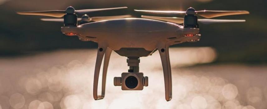 تکنیک فیلمبرداری هوایی