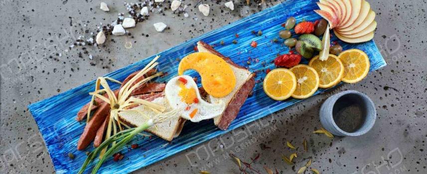 عکاسی تبلیغاتی از مواد غذایی