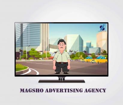موشن گرافیک تبلیغاتی در کرج