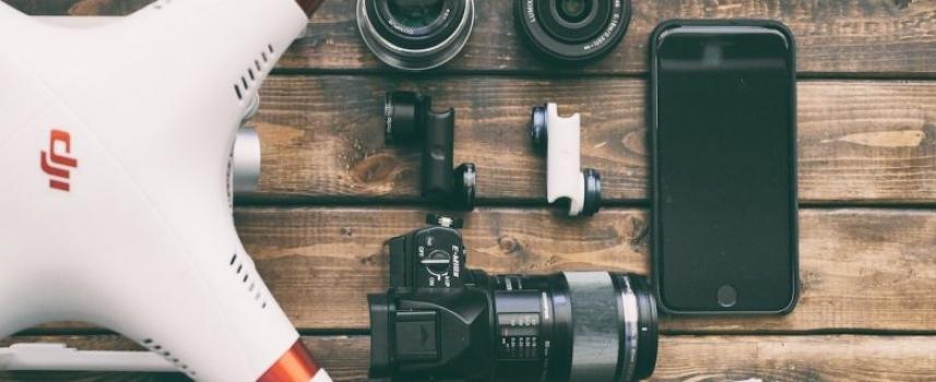 انواع عکاسی هوایی در کرج