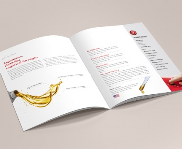 اهمیت طراحی کاتالوگ در تبلیغات